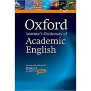 Oxford Learner's Dictionary of Academic English: with CD-ROM фото