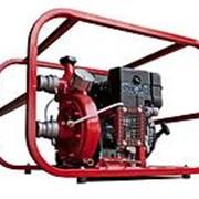 Мотопомпа пожарная высоконапорная ВЕПРЬ МП 300 ДЛ фото