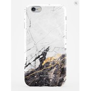 Чехол для iphone Madotta Exotic Black And White Marble фото