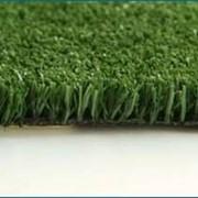 Искусственная ландшафтная трава фото