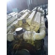 Запчасти к тепловозам. Дизельный двигатель М-753, М -756, М- 617 фото