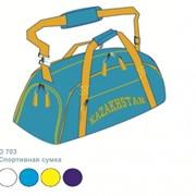 Спортивная сумка D703 фото