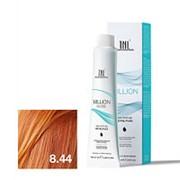 TNL, Крем-краска для волос Million Gloss 8.44 фото