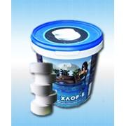 БИО ХЛОР Б - таблетки для дезинфекции воды в бассейнах фото