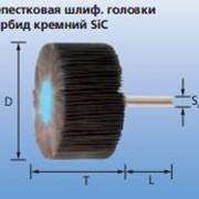 Лепестковая шлифовальная головка Карбид кремний SiC фото
