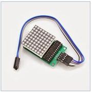 Світлодіодна матриця 8x8 з драйвером MAX7219 фото