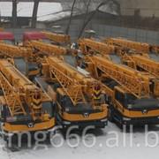 Автокран QY25K XCMG, Автокраны, Автомобильные подъемные краны фото