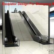 Монтаж эскалаторы фото