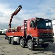 Специализированное транспортное средство для перевозки тяжелого технологического оборудования СТС-20 фото