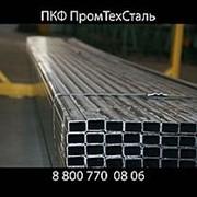 Труба прямоугольная 80x60x5.5 мм фото