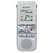 Электронная книга Sony Dictophone ICDAX412FS.CE7 2GB MicroSD/M2 PC Silver фото