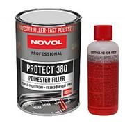 Грунт NOVOL Protect полиэфирный 380 (0,8л+0,08л) фото