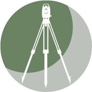 Топографическия съемка фото