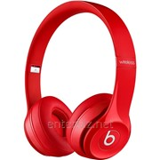 Гарнитура Beats Solo2 Wireless Headphones Red (Mhnj2Zm/A), арт.126303 фото