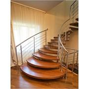 Изготовление лестниц на больцах фото
