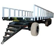 Прицепы, Прицеп для транспортировки труб длиной 12 м фото