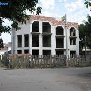 Строящаяся гостиница в районе автовокзала фото