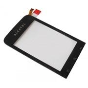Тачскрин (сенсорное стекло) для Alcatel One Touch 991 D фото