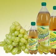 Напиток безалкогольный низкокалорийный сильногазированный «Фруктик - Білий виноград» фото