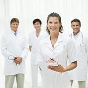 Добровольное медицинское страхование фото