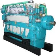 Тепловозные двигатели. фото