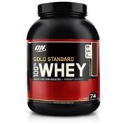 Протеин ON Gold Standard 100% Whey 2.3кг шоколад. фото