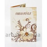 Обложка 090 для паспорта фото