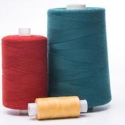 Швейные нитки. Опт. фото
