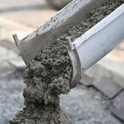 Товарный бетон, раствор фото