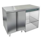 Стол с местом под посудомоечную машину фото