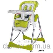 Детский классический стульчик для кормления Caretero Bistro фото
