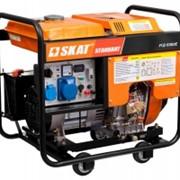 Установка генераторная дизельная УГД-5300Е фото