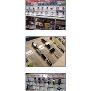Защита товаров на стеллажах Pro-Safe фото