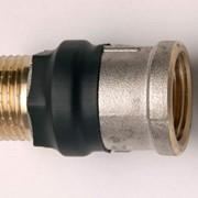 Изолирующее соединение (наружная-внутренняя резьба) ИСНВ фото