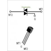 Тиристоры и симисторы MAC97A8 фото