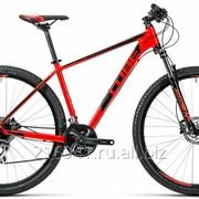 Велосипед Cube Aim Sl 29 (2016) красный фото
