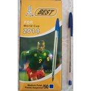 Ручка шариковая Best, цвет синий В150 фото