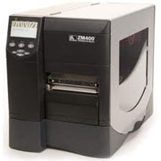 Термотрансферный принтер Zebra ZM400 фото