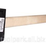 Кувалда 8000г кованая головка деревянная рукоятка М10969 фото