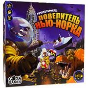 Настольная игра GAGA GAMES GG074 Повелитель Нью-Йорка (King of New-York) фото