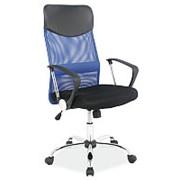 Кресло компьютерное Signal Q-025 (синий) фото