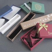 Изготовление подарочных и эксклюзивных упаковок фото