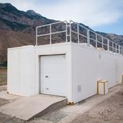 Очистные сооружения для промышленных сточных вод: производственно-дождевых, близких по составу к хозбытовым, со специфическими загрязняющими веществами. фото