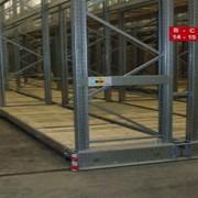 Стеллажи для торговых компаний проект: Мууй Лоджистикс, Нидерланды фото