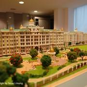 Изготовление архитектурных макетов зданий фото