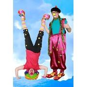 Клоуны на 15 минут фото