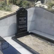 Памятник гранит - мрамор фото