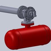 Системы Пневмоимпульсная очистки и автоматизации отгрузки топлива и сыпучих материалов. фото