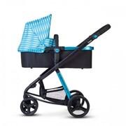 Коляска детская 2в1 ANEX TEMPO T02 (синя) фото