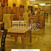 Мебель деревянная Из натурального дерева, ясень, дуб. фото